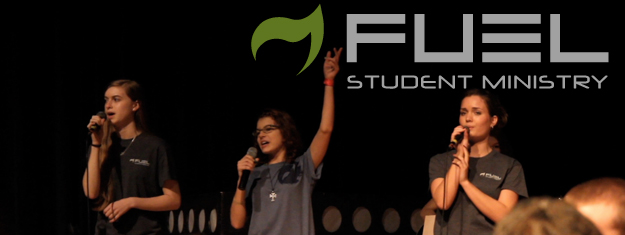 Fuel Student Ministry Worship Large Body