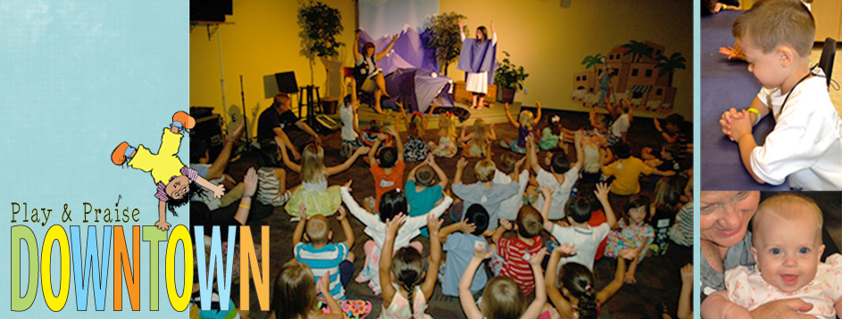 Preschool Large Group More